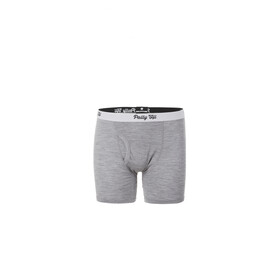 Pally'Hi Boxer Herren heather grey